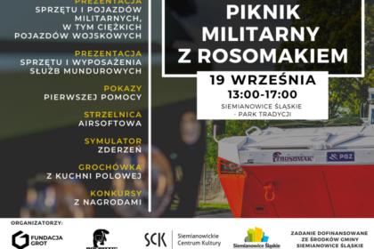Piknik Militarny z Rosomakiem – już w niedzielę