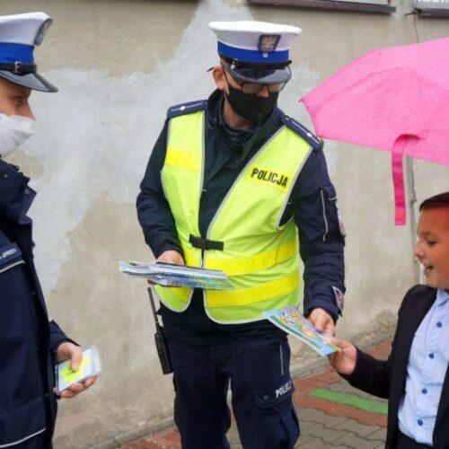 Akcja Policji – Bezpieczna droga do szkoły